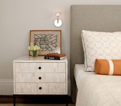 Unique Ideas Bedside Table Decor Style Motivation