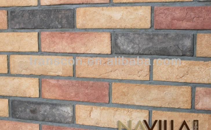 Unique Interior Faux Brick Veneer Walls