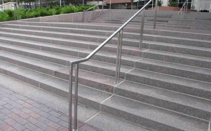 Unique Metal Handrailings Pinnacle Products