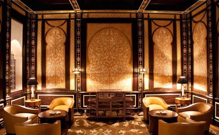 Unique Moroccan Art Deco Interior Design Ideas Living