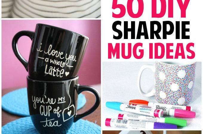 Unique Sharpie Mug Ideas