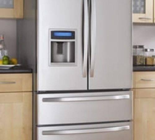 Unique Types Refrigerators Interior Design