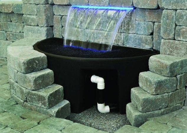 Unique Water Fountains Cool Photos Painting
