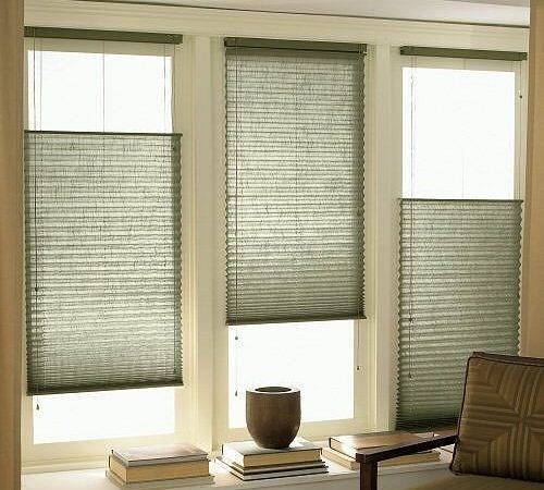 Unique Windows Shades Blinds Pleated Window