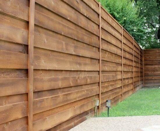 Unique Wooden Fence Ideas Deck Master Blog