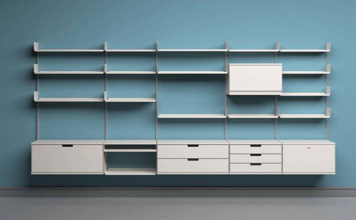 Universal Shelving System Dieter Rams Formerly