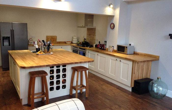 Updating Your Kitchen Wood Worktop Surfaces