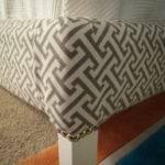 Upholstered Fjellse Ikea Hackers