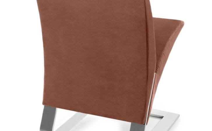 Upholstered Microfiber Bouncy Dining Desk Chair Zuri Furniture