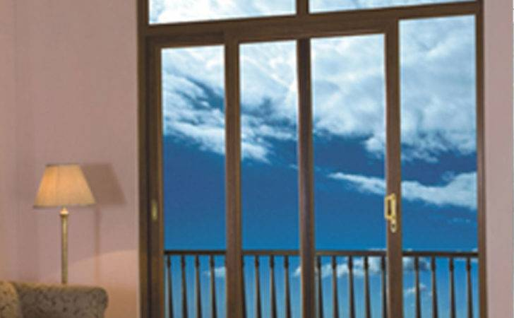Upvc Balcony Patio Doors System Elegant Fenester