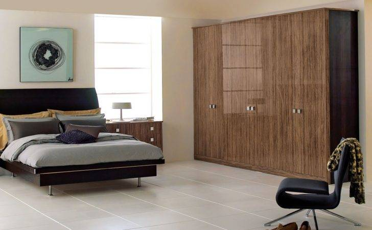Urban Bedroom Fresh Decor Design