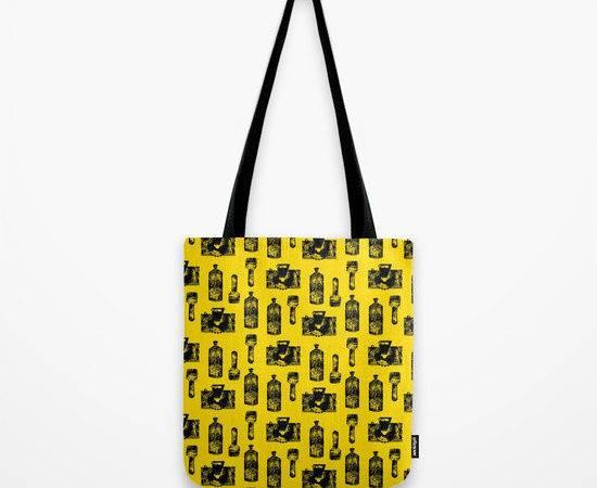 Urban Elements Tote Bag Lucas Del Society