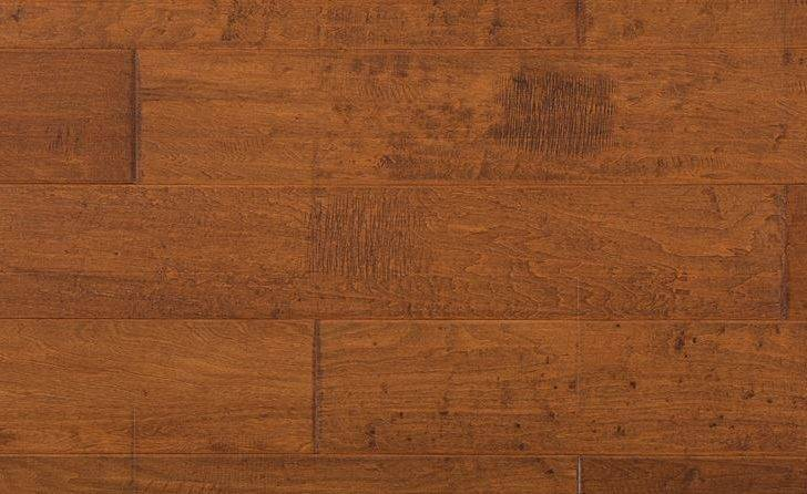 Urban Floors Mountain Country Collection Top Layer Maple Whiskey