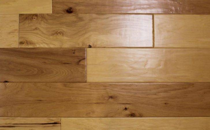 Urban Hardwood Flooring Hickory Tumbleweed Tch