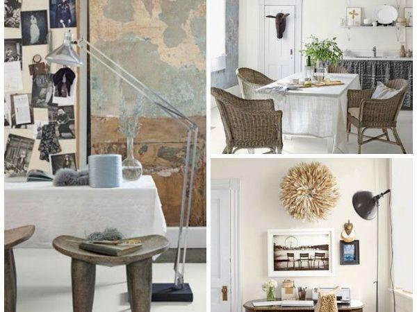 Urban Rustic Interior Design Home Decorating Blog Community