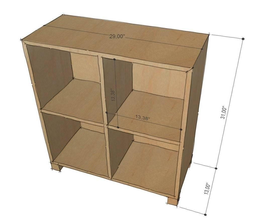 Urbangreen Media Record Cabinet Storage