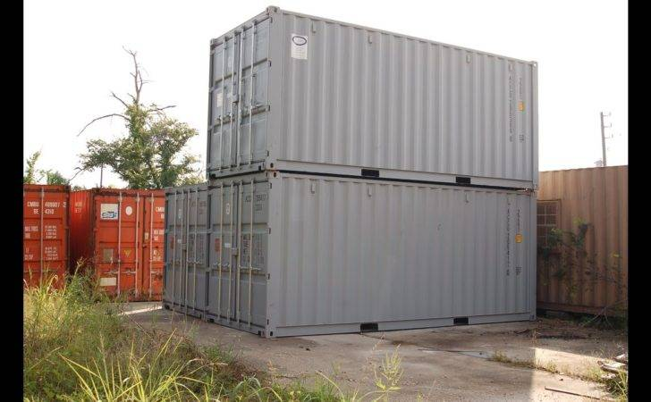 Used Shipping Containers Sale Houston