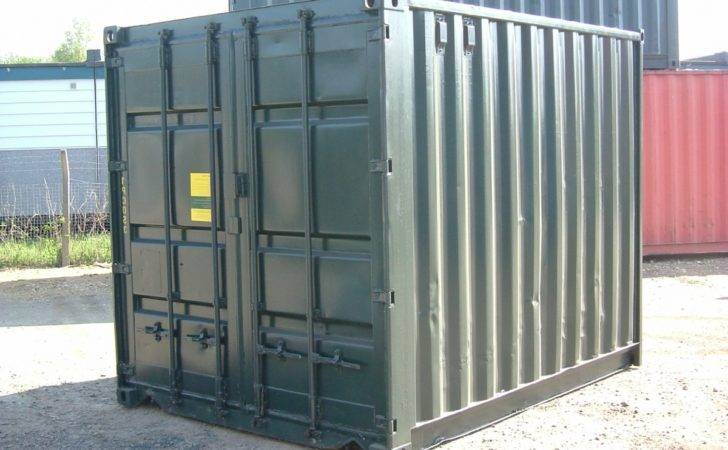 Used Steel Shipping Containers Sale Container House