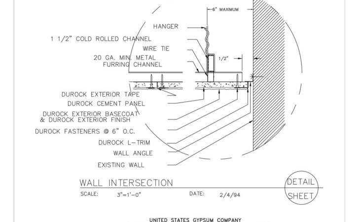 Usg Design Studio Ceiling Soffit Details