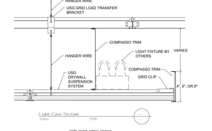 Usg Design Studio Light Cove Details