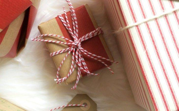 Using Baker Twine Gift Wrapping Styleinsimplicity