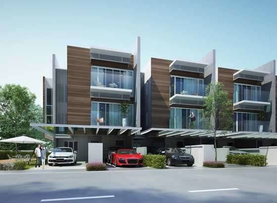 Vale Sutera Damansara Nature Inspired Contemporary Home