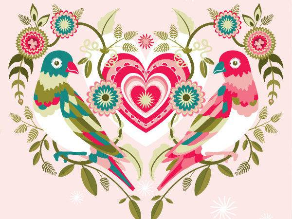 Valentine Day Design Inspirations Dzineblog