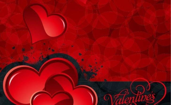 Valentine Day Wedding Vector