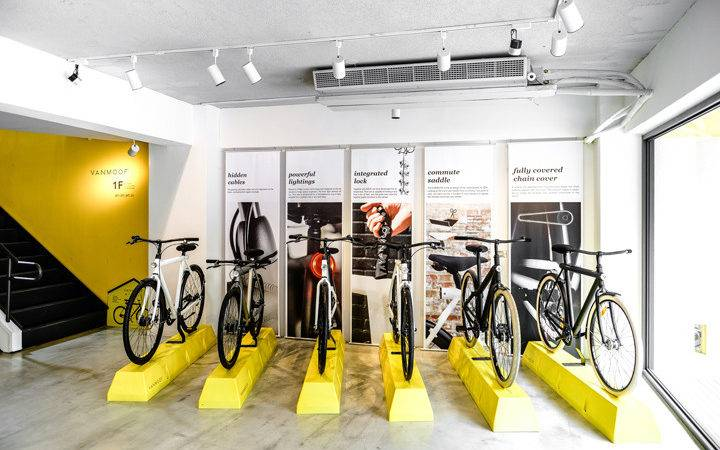 Vanmoof Flagship Store Research Center Ontology