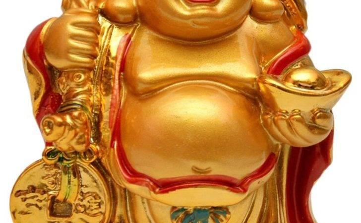 Vashoppee Laughing Buddha Wealth Happiness