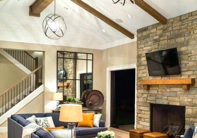 Vaulted Ceiling Lighting Solutions Decoratingspecial