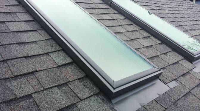 Velux Instant Light Shaft Skylight Specialists Blog