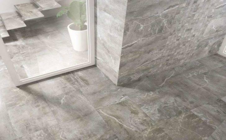 Venetian Frost Marble Effect Porcelain Tiles Marshalls