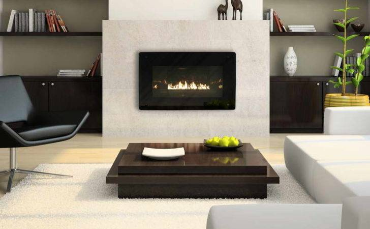Ventless Gas Fireplaces Modern Amp Becuo