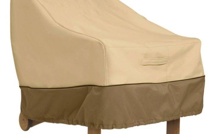 Veranda Patio Lounge Chair Cover Home Depot
