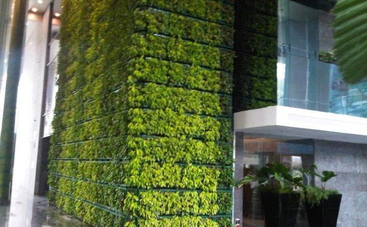 Vertical Garden System Materials