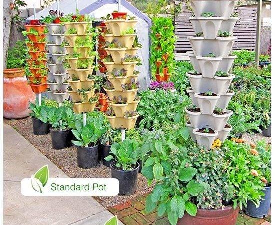 Vertical Garden Systems Gardening Pinterest