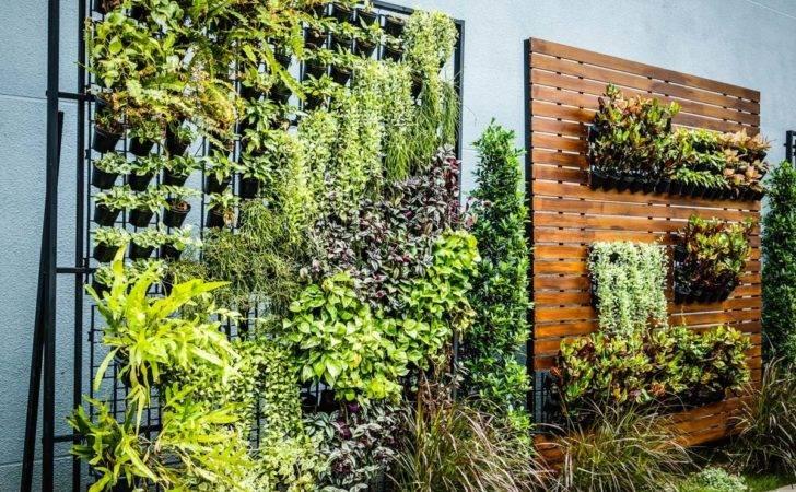 Vertical Gardens Key Self Sufficiency City