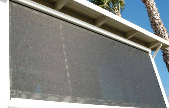 Vertical Screens Architectural Fabric Shade Structures