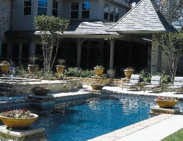Very Elegant Pool Setting Backyard Ideas Pinterest