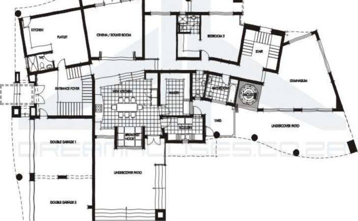 Very Modern House Plans Contemporary Floor