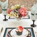 Very Unique Tablescape Pink Wedding Pinterest