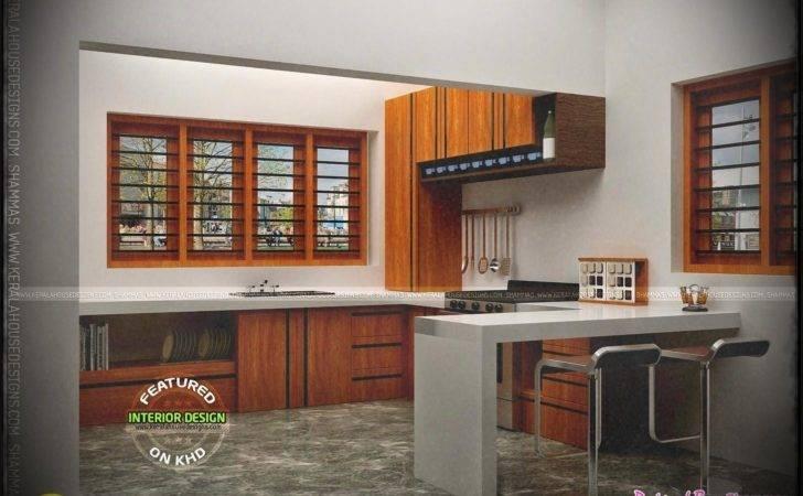 Vibrant Inspiration Latest Kitchen Designs Kerala Cabinets