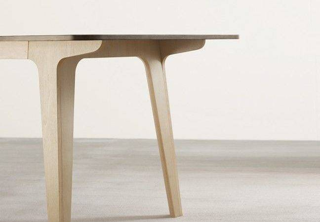Victor Dining Table Ply Walnut Tables Constraint Project