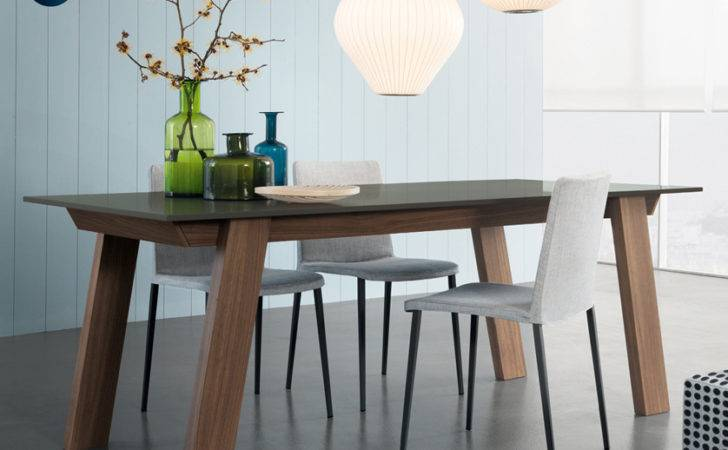 Victor Extending Dining Table Modern Tables