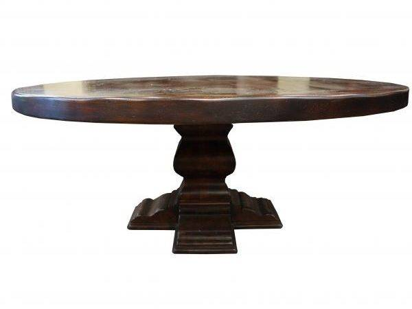Victor Round Dining Table