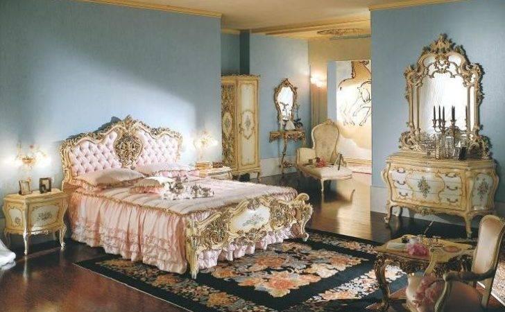 Victorian Bedroom Iride Furniture