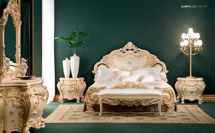 Victorian Bedroom Olimpia Furniture
