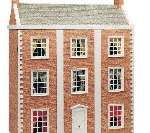 Victorian Doll House Plan Available Hobbies