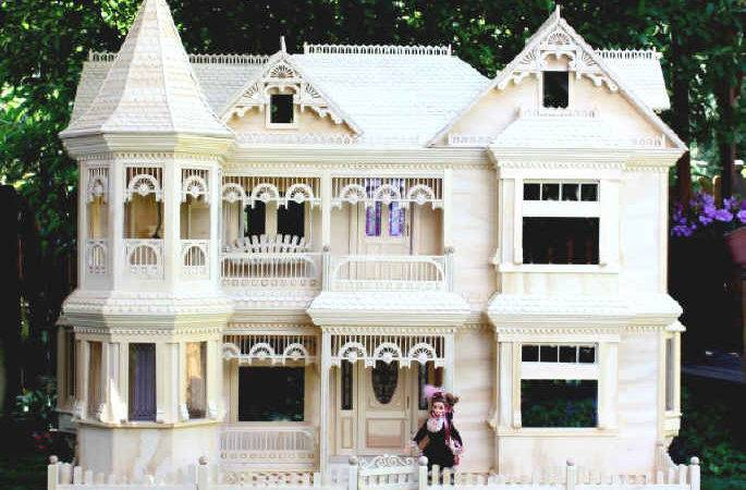 Victorian Doll House Plan